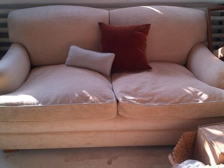 Handmade George Smith Sofa